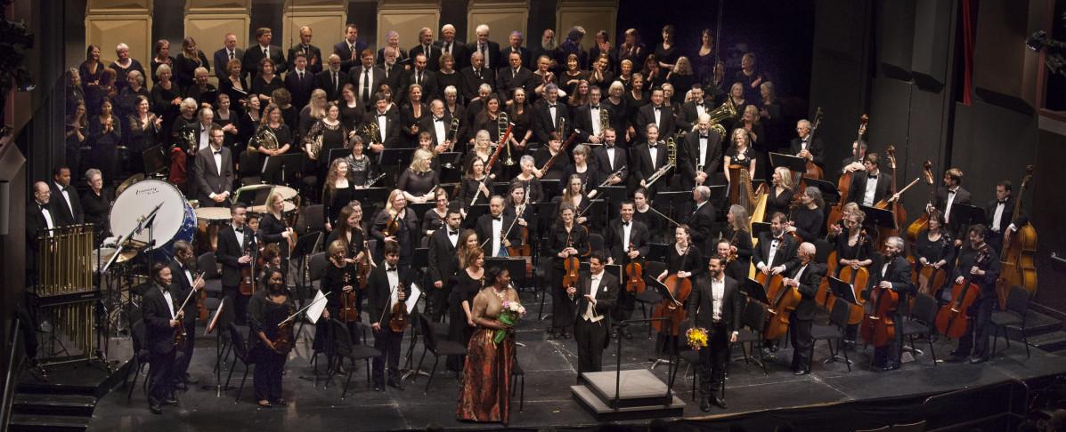 Juneau Symphony Spring Concert 2016